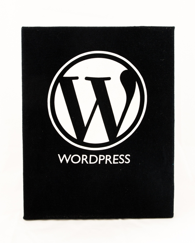 WordPress Black