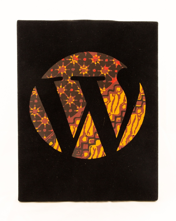 WordPress Orange